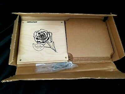 Flower and Leaf Press  -  8 X 8 Sensaplay C439 - New in Box