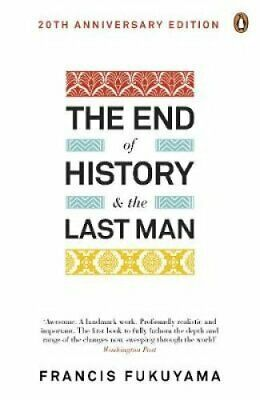 The End of History and the Last Man by Francis Fukuyama 9780241960240