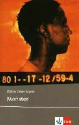 Monster by Walter Myers 9783125781900   Brand New   Free US Shipping