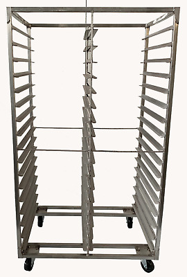 Stainless Steel Double Pastry Rack (2nd hand)