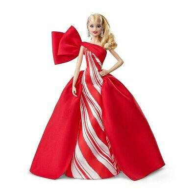 Barbie 2019 Holiday Doll