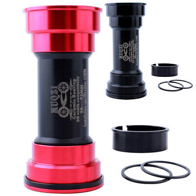 Bike BB Bottom Bracket BB92//BB86//BB90 85-96 mm Press Fit BB Replace Part