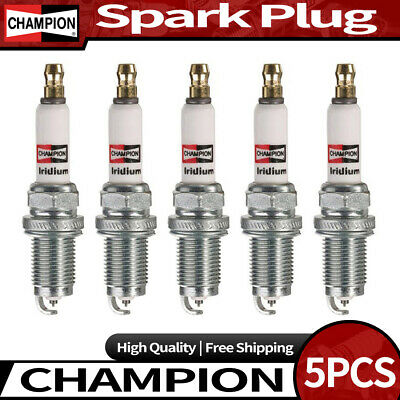 8X *Champion* Spark Plug For Holden Early Holden Hq Monaro 5.7L 350 Cu.In Chev.