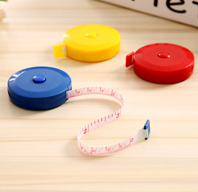 1.5m cuddly mini tape measure bust and waist circumference & kids height VA2X