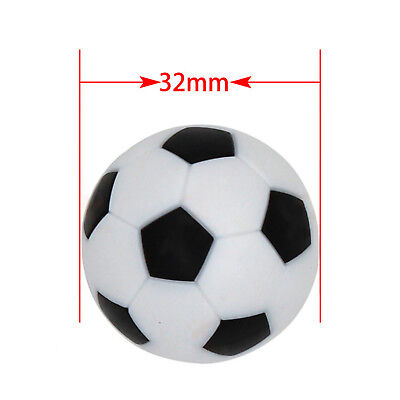 8pc*Foosball Balls Fussball Ball Replacement for Soccer Table Game32mm/1.26 BV