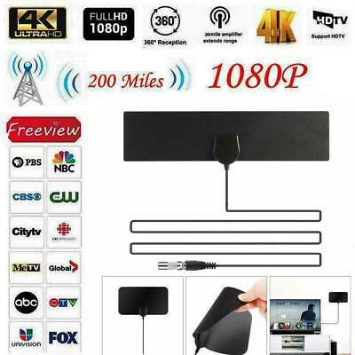 1/2X 960 Mile Range Antenna TV Digital HD Skylink 4K Antena Digital Indoor 1080P