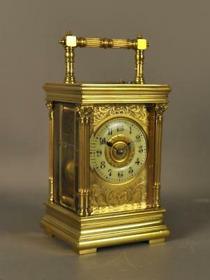 Fine Repeating Carriage Clock