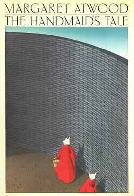 The Handmaid's Tale by Margaret Atwood (2017, Paperback, Large Type)