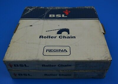 """2 x BSL Roller Chain 08B - 1 x 10ft 1/2"""" RC Bs Simple"""