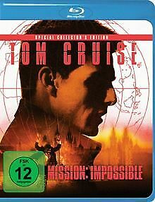 Mission: Impossible [Blu-ray] [Special Collector's Edition] ... | DVD | état bon