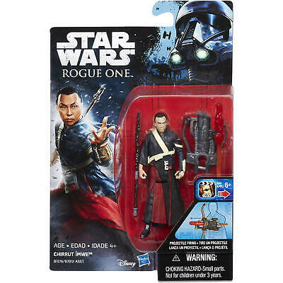 Star Wars Rogue One: Chirrut Imwe (2016) Hasbro - 3.75 Inches - Mosc