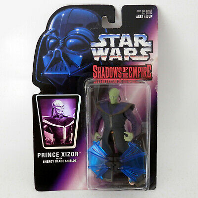 Star Wars Shadows Of The Empire: Prince Xizor (1996) 3.75 Inches, Hasbro, Mosc