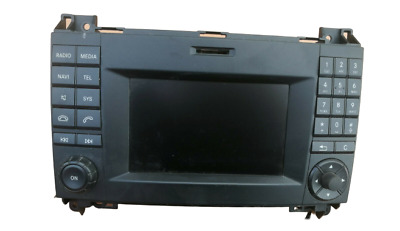 Mercedes V Class Vito W447 Navigation Display Screen Unit A4479002405