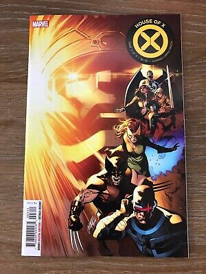 House of X #3 Regular Cover A (2019) NM Sold Out 🔥
