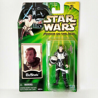 Star Wars Episode I: Boshek (2001) - Potj Power Of The Jedi, Hasbro, Mosc