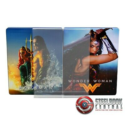 SC1 Blu-ray Steelbook Protective Slipcovers / Sleeves / Protectors (Pack of 30)