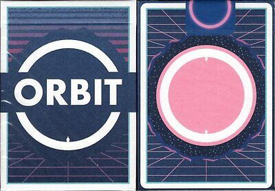 Orbit v7 Playing Cards Poker Size Deck USPCC Custom Limited Edition New Sealed