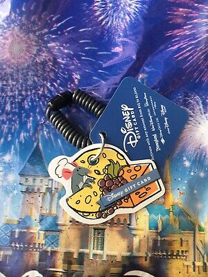 Disney Epcot Food & Wine Festival 2019 Remy Gift Card IN HAND