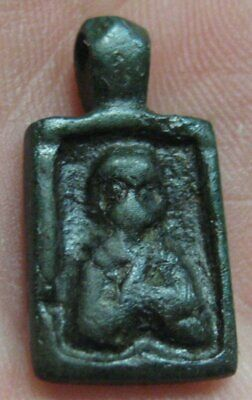 Ancient pendant Ancient icon 12th-13th century (size  21х11mm)  100% original