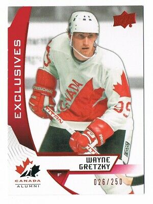 2019 Upper Deck Team Canada Juniors UD Exclusives #/250 #/150 Pick From List !!