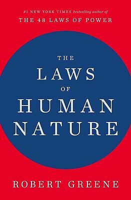 The Laws of Human Nature By Robert Greene [ Paperback ]