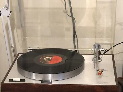 Luxman PD 272 Direct Drive Player with Empire E 2000 Cartridge
