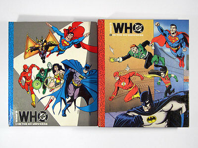 Who's Who In The DC Universe 1-2 Fascicoli + Raccoglitori - Play Press