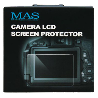 Dorr MAS Glass Screen Protector For Nikon D7100 / D7200