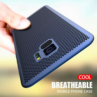 Ultra Slim Heat Dissipation Hard Phone Case Cover For Samsung S10 Note 10 Plus
