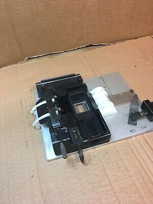 Kinoton /Philips/Norelco DP75 35mm Projector Trap And Gate Assembly
