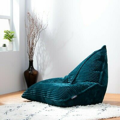 Excellent Icon Cord Bean Bag Lounge Chair Giant Jumbo Cord Beanbag Inzonedesignstudio Interior Chair Design Inzonedesignstudiocom