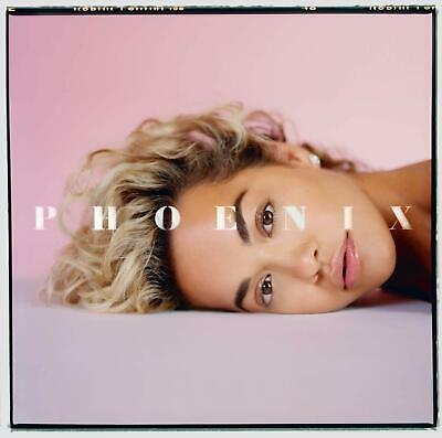 RITA ORA Phoenix (2018) 12-track CD album NEW/SEALED