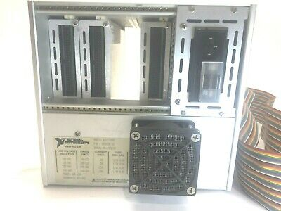 National Instruments SCXI-1000 181445D-01 Chassis