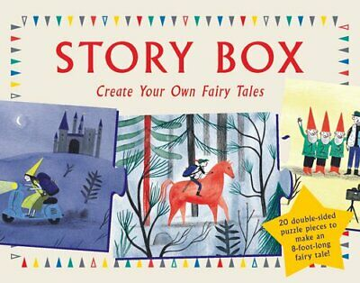 Story Box Create Your Own Fairy Tales by Magma 9781856699808 | Brand New
