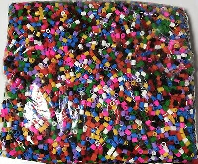 Fuse Bead Lot 1.4 LBS Melt Beads Craft Melting Beads