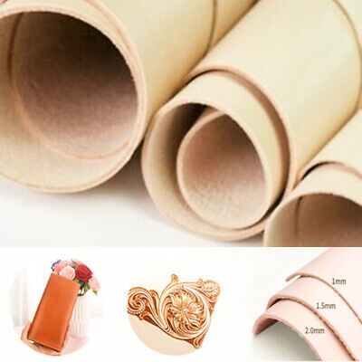 Making Leather Fabric Carving Accessories Costume Vegetable Tanned Wallet