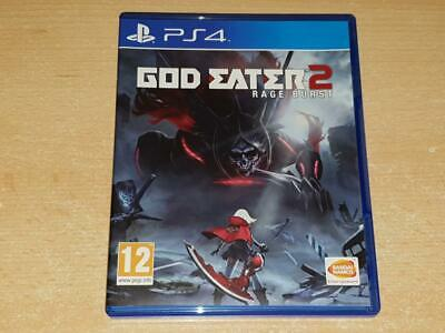 God Eater 2 Rage Burst PS4 Playstation 4