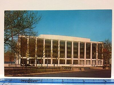 Pre-1980 LINCOLN CENTER FOR THE PERFORMING ARTS, NEW YORK, NY. Postcard Vintage