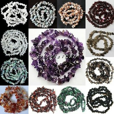 6-8mm 16inch Natural Strand Gemstone Freeform Beads For DIY Making Jewelry#AAA