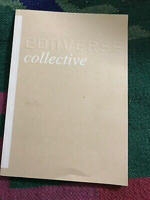 Converse Collective Advertisement Ad Book