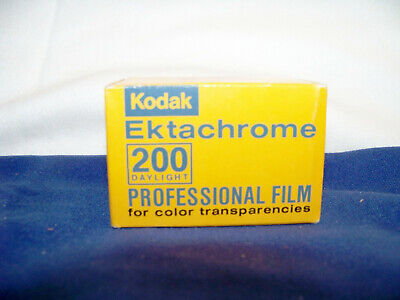 Vintage Kodak Ektachrome 200 Color Slide Film EPD 135-36 Exp 1/1979