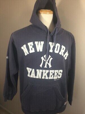 free shipping c64d1 77176 STITCHES NEW YORK Yankees Stitch Patch Jersey / T-Shirt Size ...