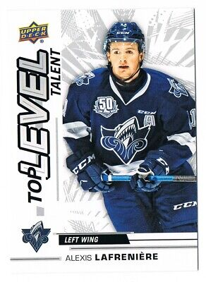 2018-19 Upper Deck CHL Top Level Talent Inserts Pick From List !!