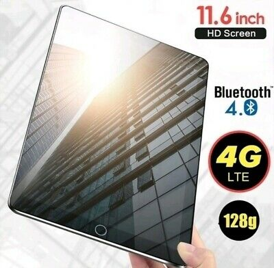 """Brand New Gold 11.6"""" Inch Ten Core Android 8.1 WiFi Tablet 128GB + 6GB"""