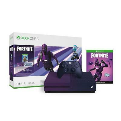 Xbox One S 1TB Fortnite Battle Royale Special Edition Bundle #2