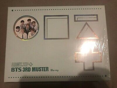 BTS 3RD MUSTER Army Zip Official Jimin Photocard US Seller