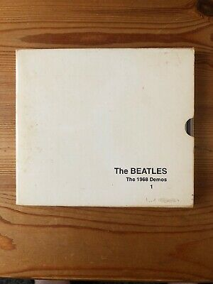 THE BEATLES - Acoustic Masterpieces - The Esher Demos - Cd