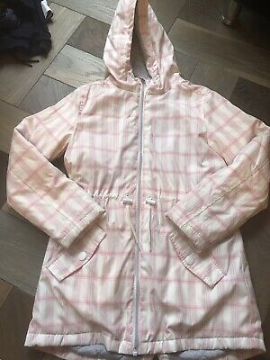 Girls Next Padded Winter Coat School Coat Age 11 Perfect Condition Worn Once