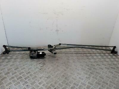 Citroen C4 2010 - 2018 Front Windscreen Wiper Linkage & Wiper Motor W19436