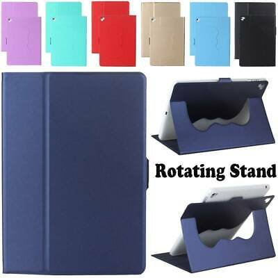 Smart Case Cover For Apple iPad 9.7 2017 5th Gen Pro Air 2 Shockproof Rotatable